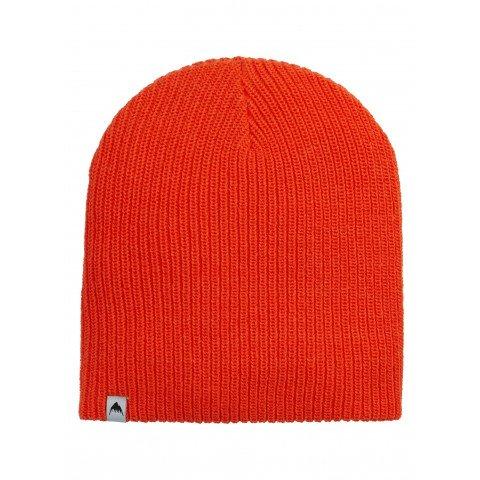 Caciula Snowboard Unisex Burton All Day Long - Orange