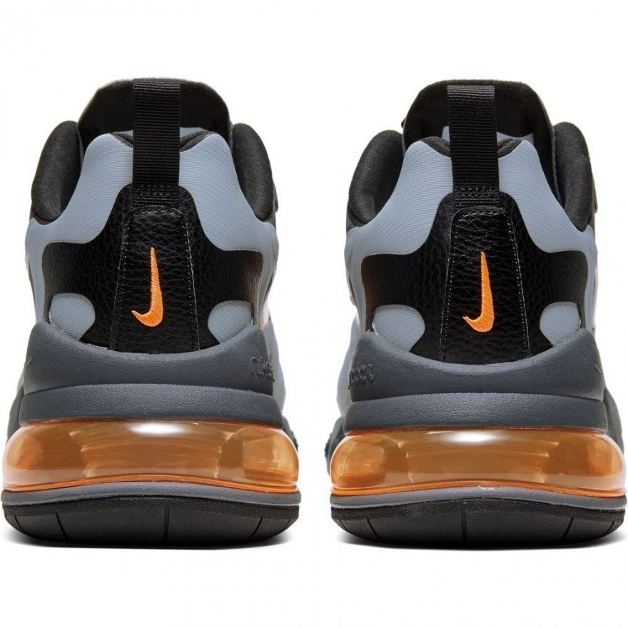 Sneakers Air Max 270 React WTR - Wolf Grey/Total Orange