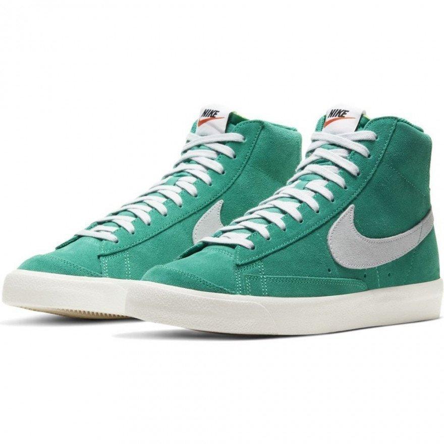 Sneakers Blazer Mid '77 Suede - Neptune Green