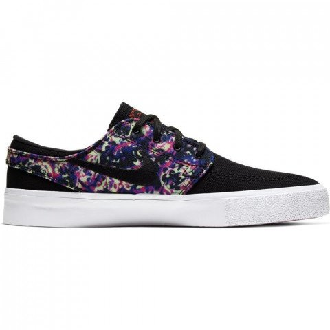 Shoes Zoom Janoski CNVS RM PRM - Fossil/Team Royal