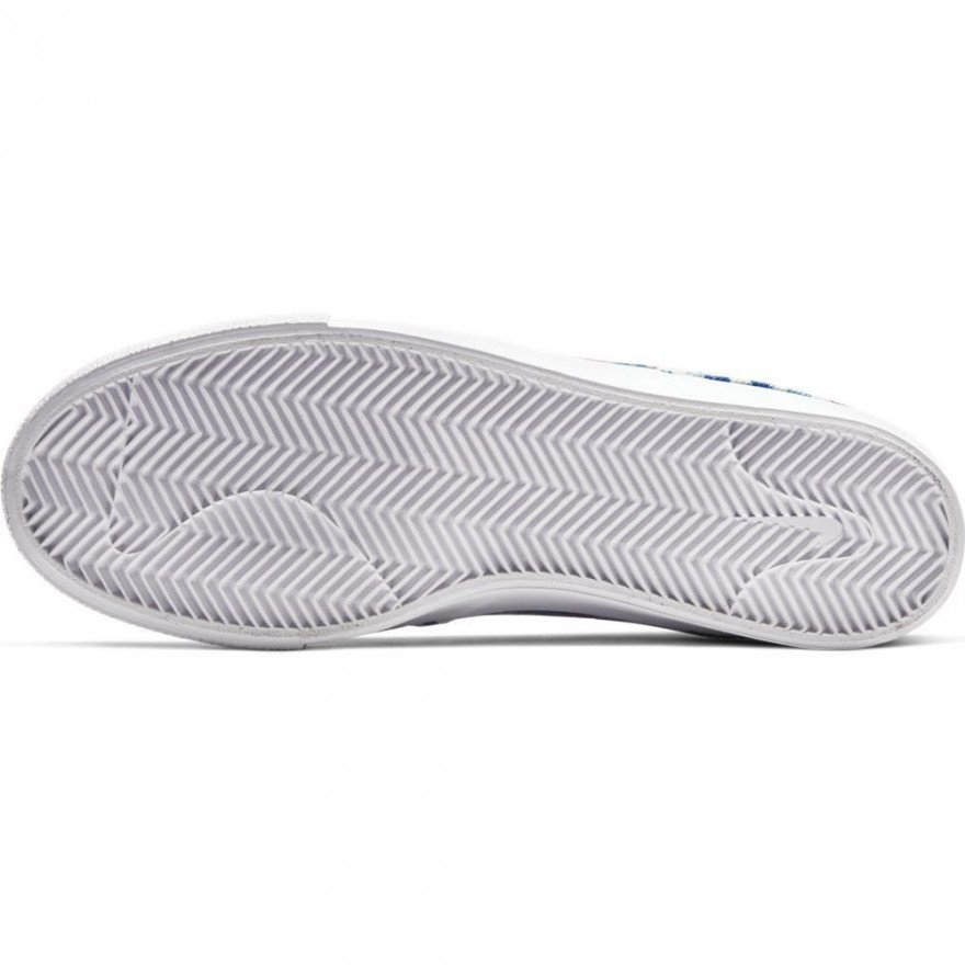 Shoes Nike Zoom Janoski CNVS RM PRM - Fossil