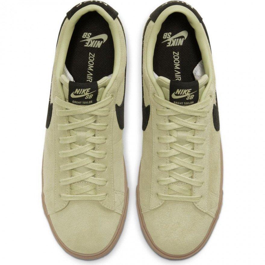 Sneakers Zoom Blazer Low GT - Olive Aura Black
