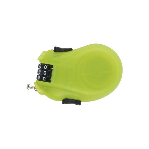 Cable Lock - Lime