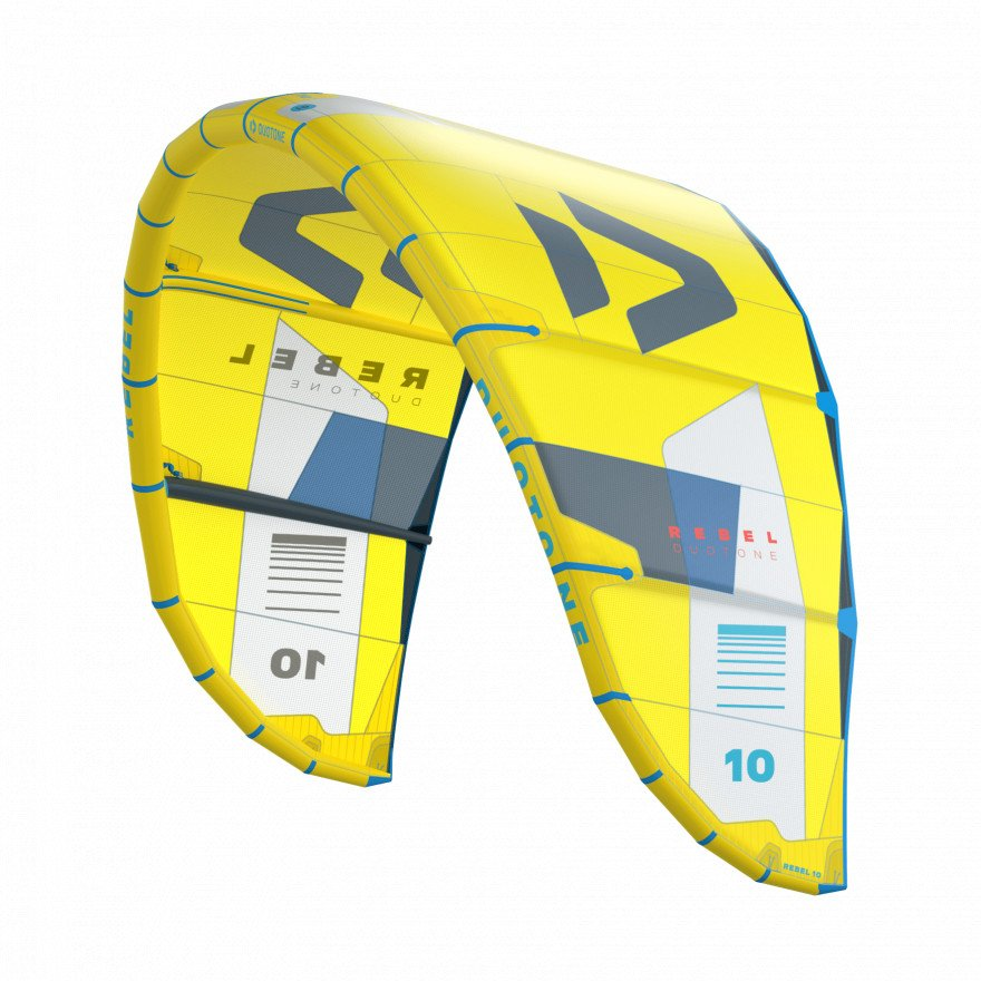 Kite Duotone Rebel Yellow