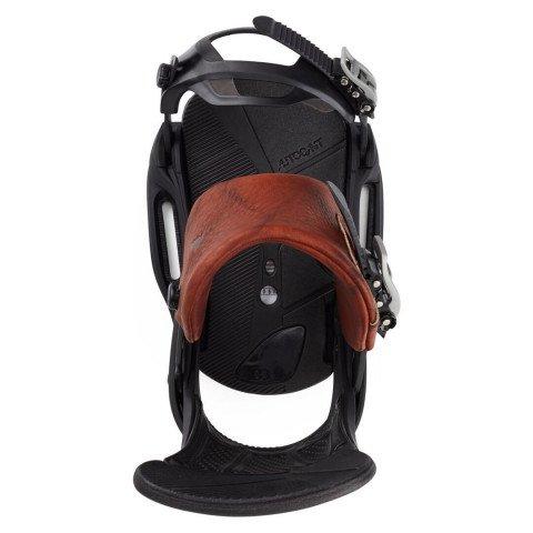 Legaturi Snowboard Barbati Burton Malavita EST - Black Leather