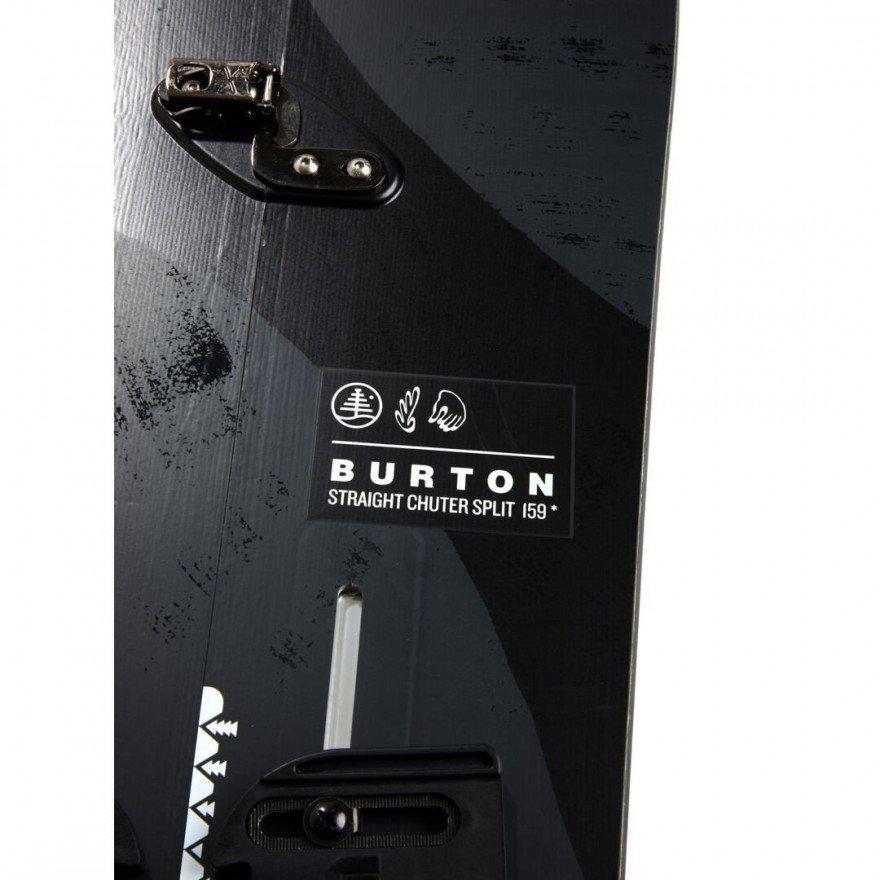Splitboard Barbati Burton Family Tree Straight Chuter