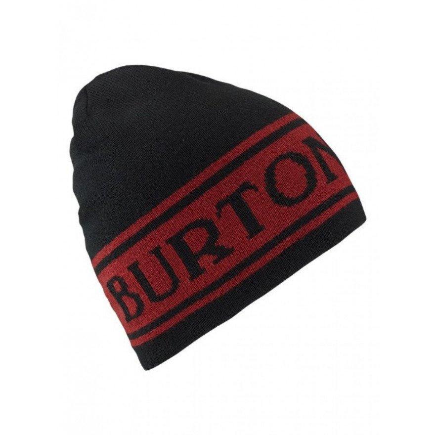 Caciula Snowboard Unisex Burton Billboard - Sparrow True Black