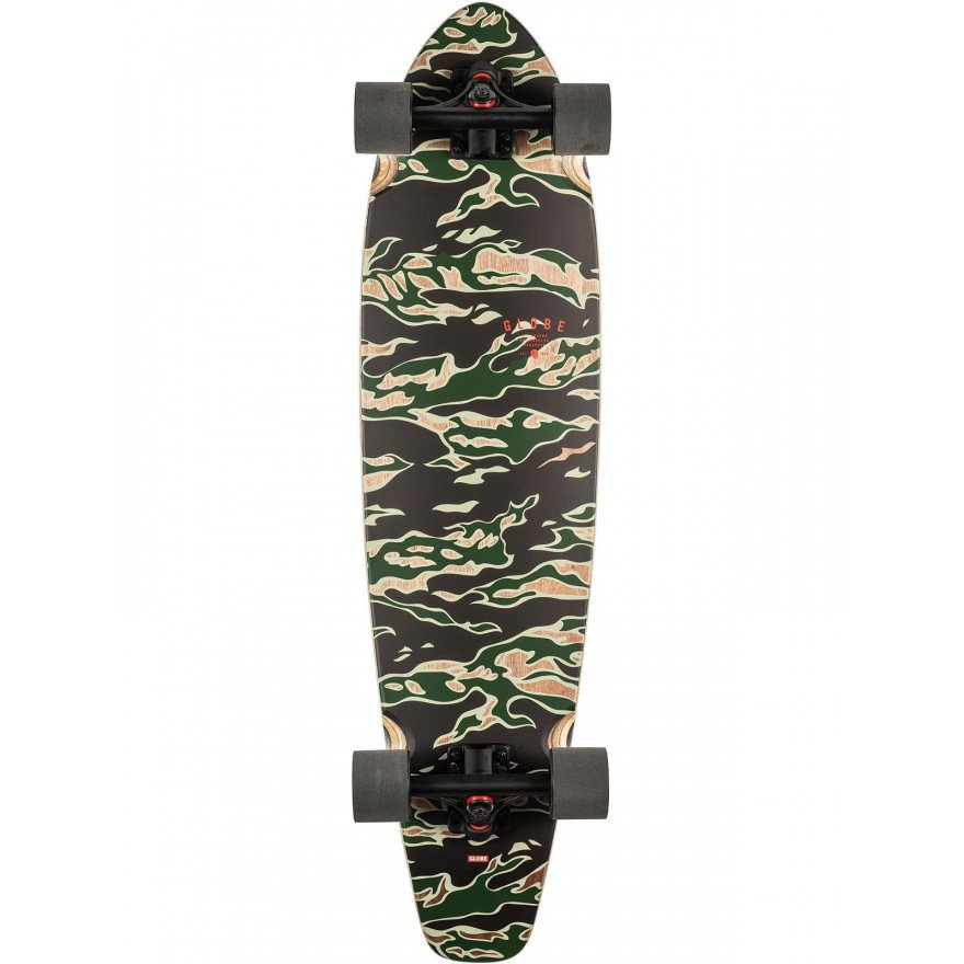 Longboard Globe The All-Time - Tiger/Camo