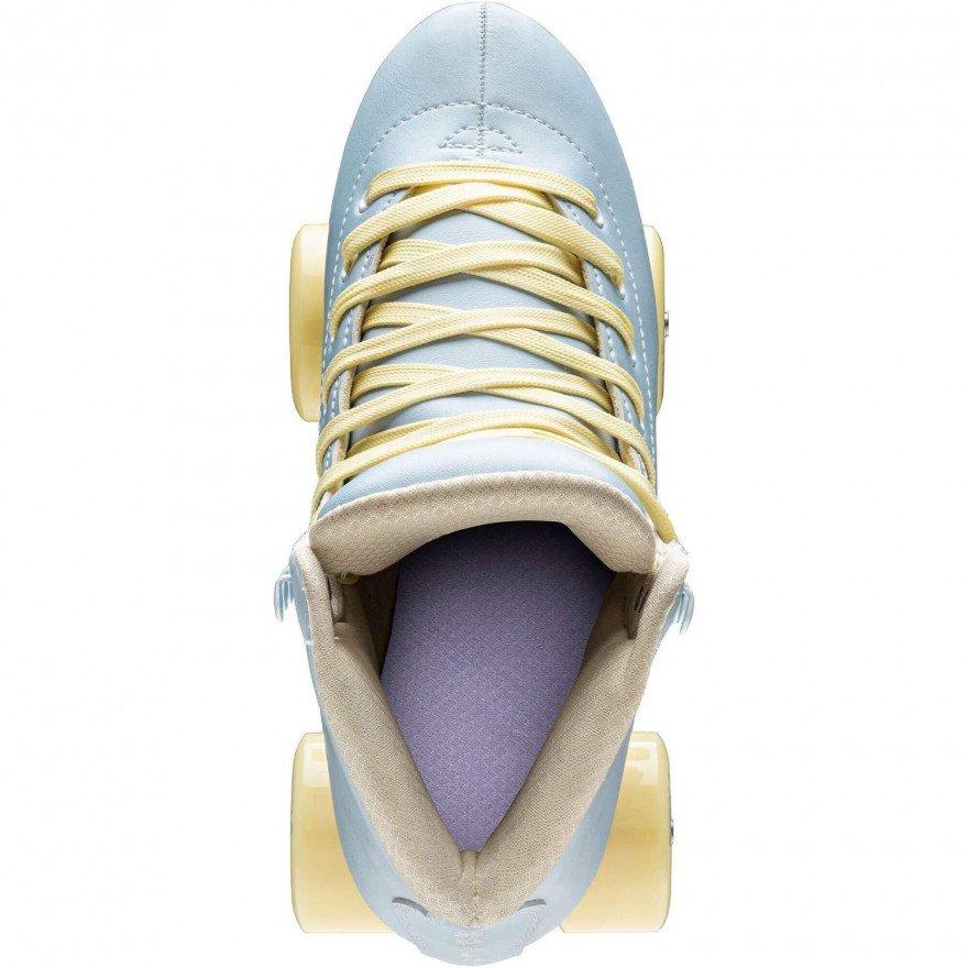 Role QUAD Skate - Sky Blu/Yellow