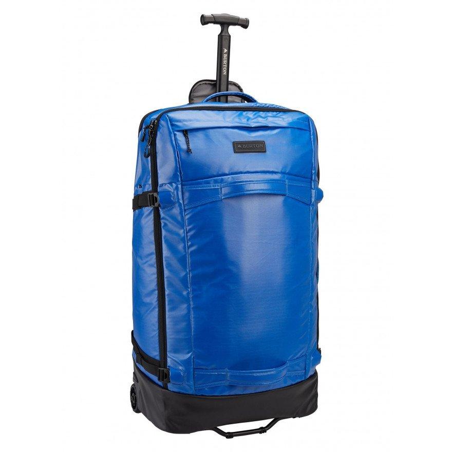 Troler Burton Multipath Checked - Lapis Blue Coated
