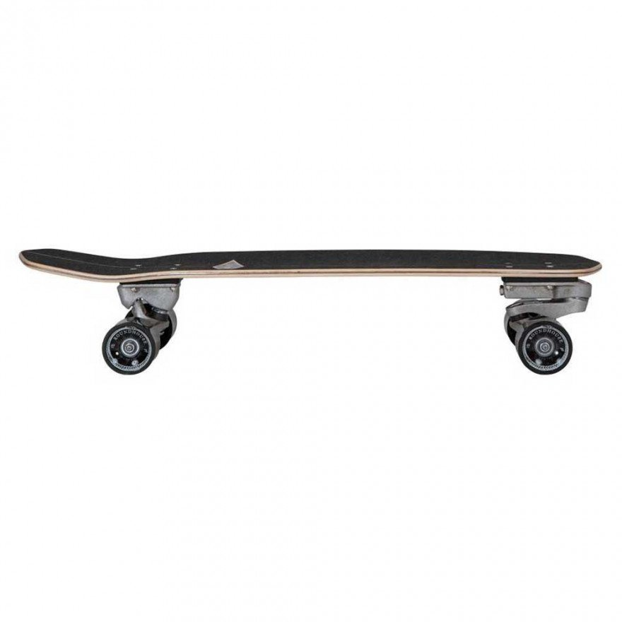 "Cruiser Carver Skateboards Prisma CX Raw 31.75"""