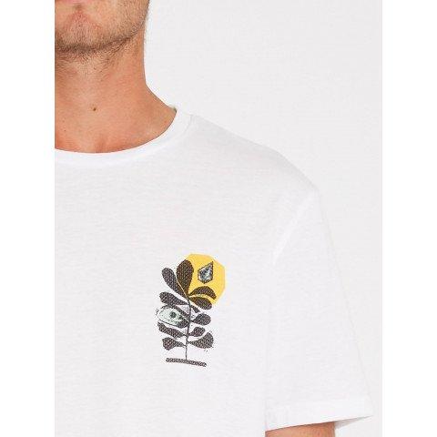 Tricou Barbati Volcom Comvol - White