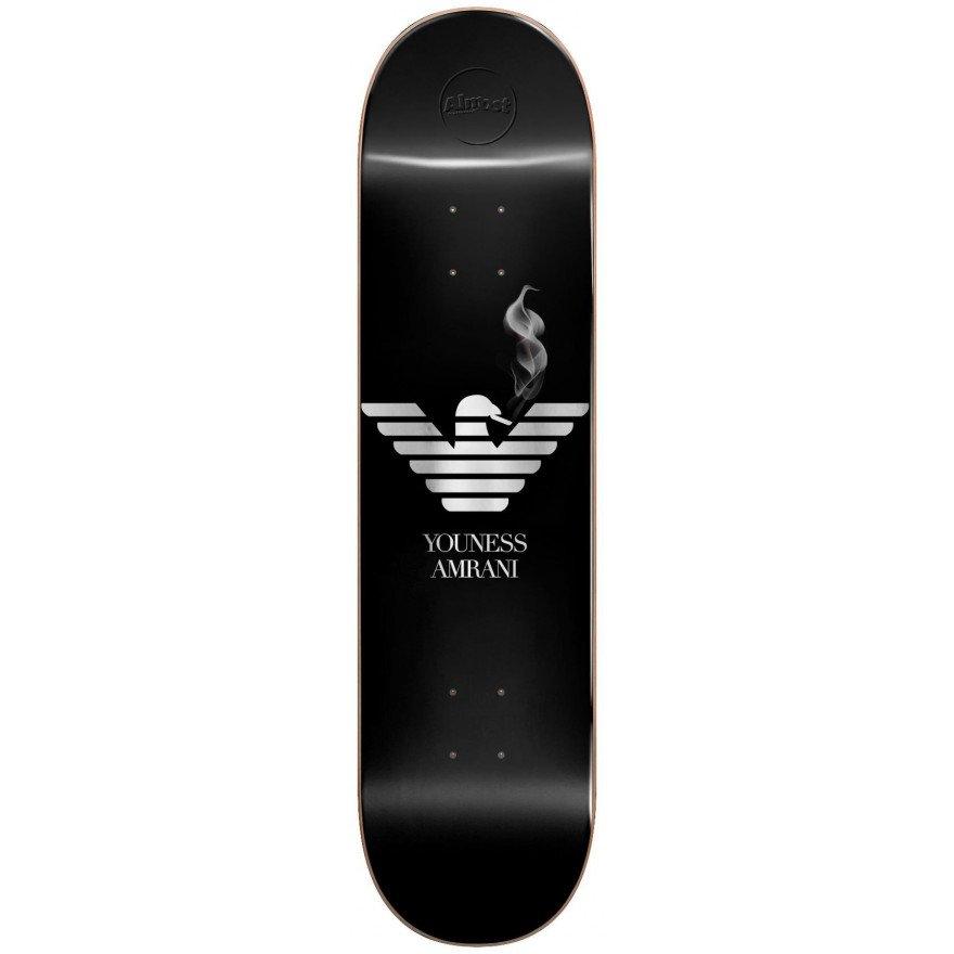 Placa Skateboard Almost Youness Runway - Youness Amrani