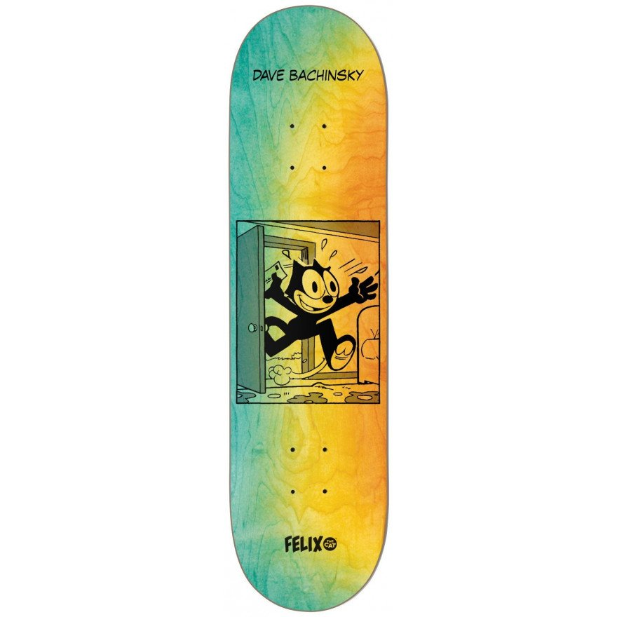 Placa Skateboard Darkstar Felix Future - Dave Bachinsky