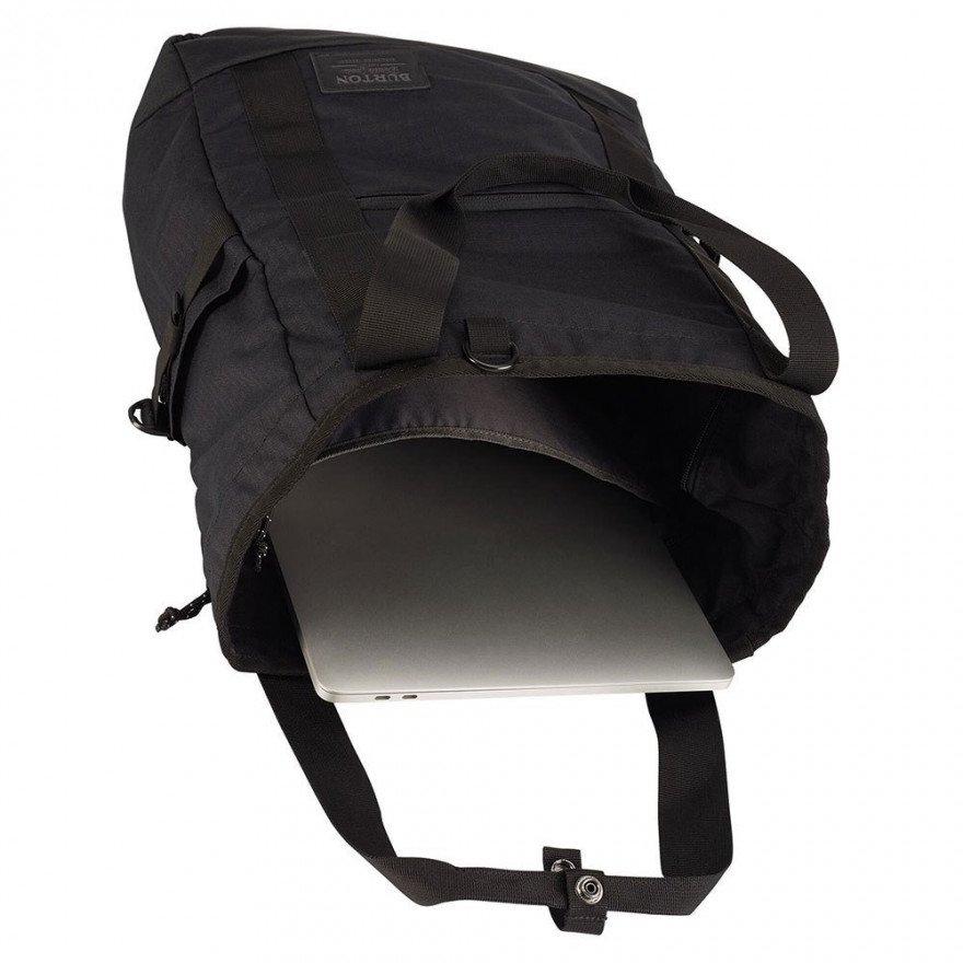 Geanta Burton Tote Pack - True Black Triple Ripstop