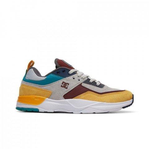 Shoes DC E. Tribeka SE - Grey/Black/Yellow