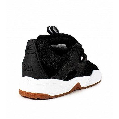 Shoes DC Kalis S - Black/White/Gum
