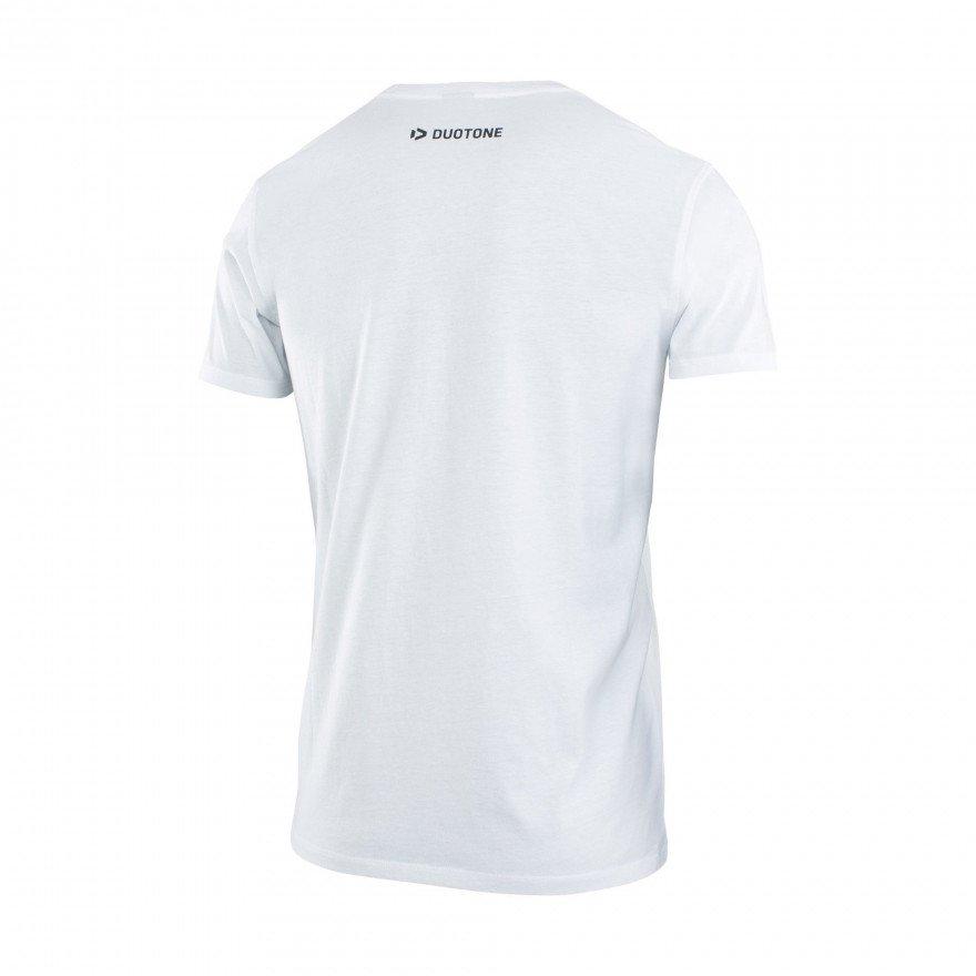 Tricou Barbati Duotone HIGH AS A KITE - White