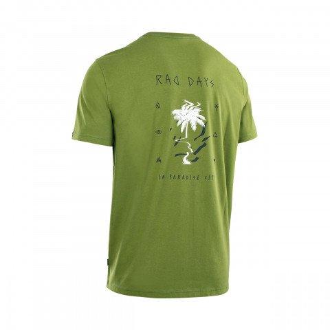 Tricou Barbati Ion Rad Days - Palm Green