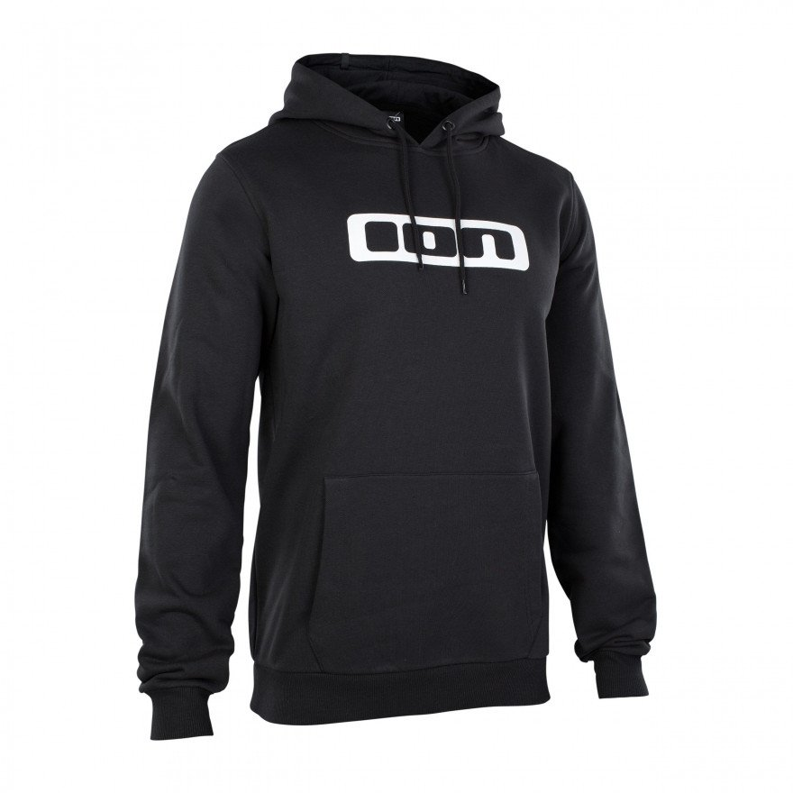 Hanorac Barbati Ion Hoody Logo - Black