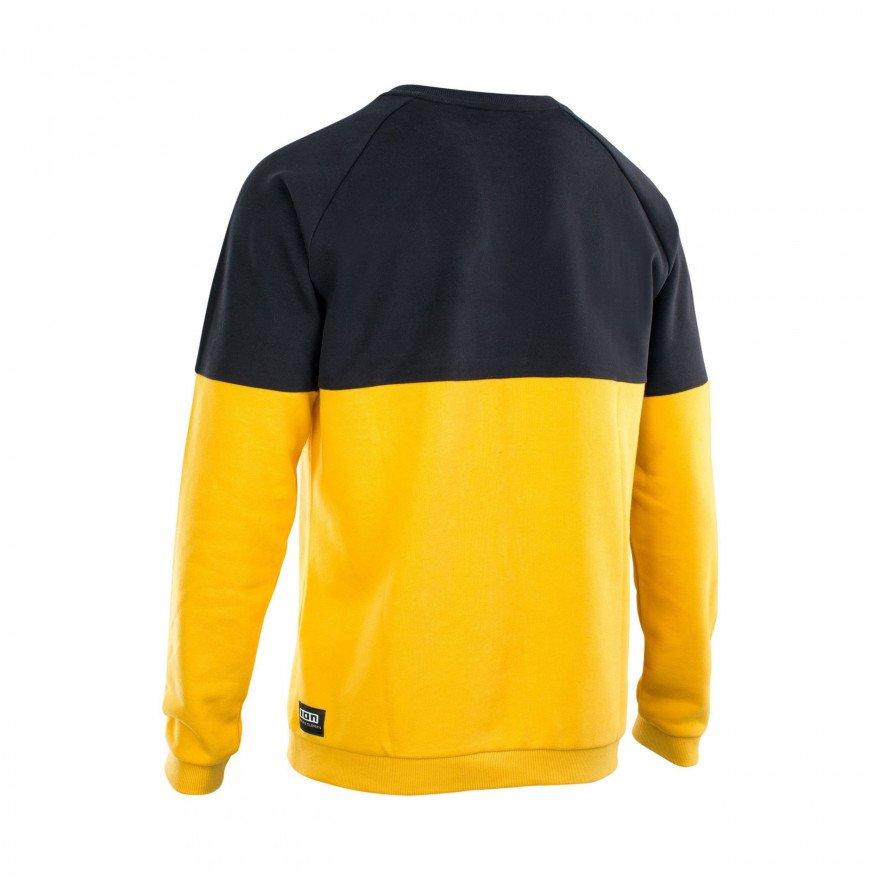 Bluza Barbati Ion Sweater Surfing Elements - Golden Yellow