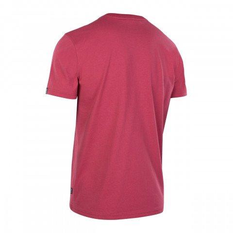 Tricou Barbati Ion Logo - Firing Red