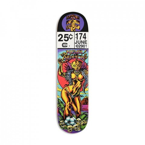 Placa Skateboard Element Sakmet Nyjah - Assorted