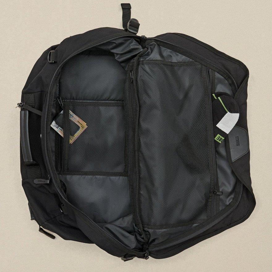 Geanta Voiaj Globe Velocity 3 In 1 Travel - Black