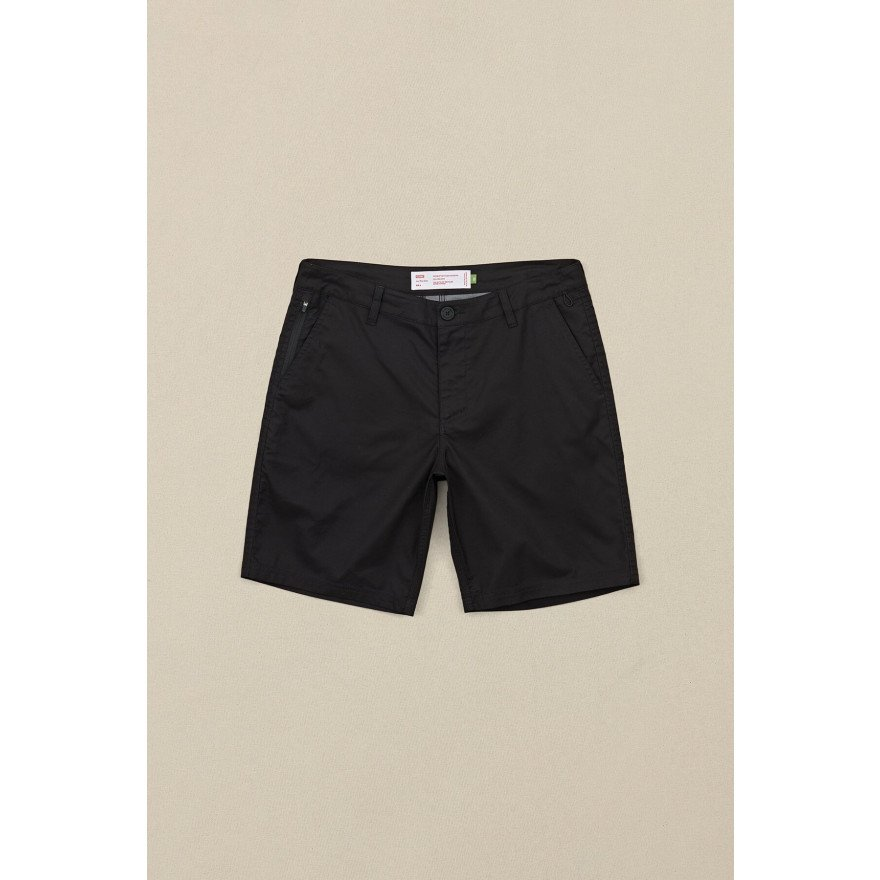 Pantaloni Scurti Barbati Globe Any Wear - Black