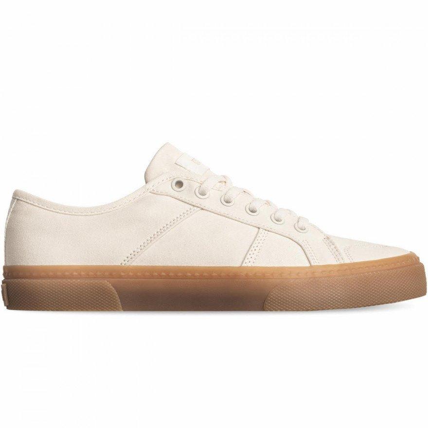 Shoes Globe Surplus - Organic White