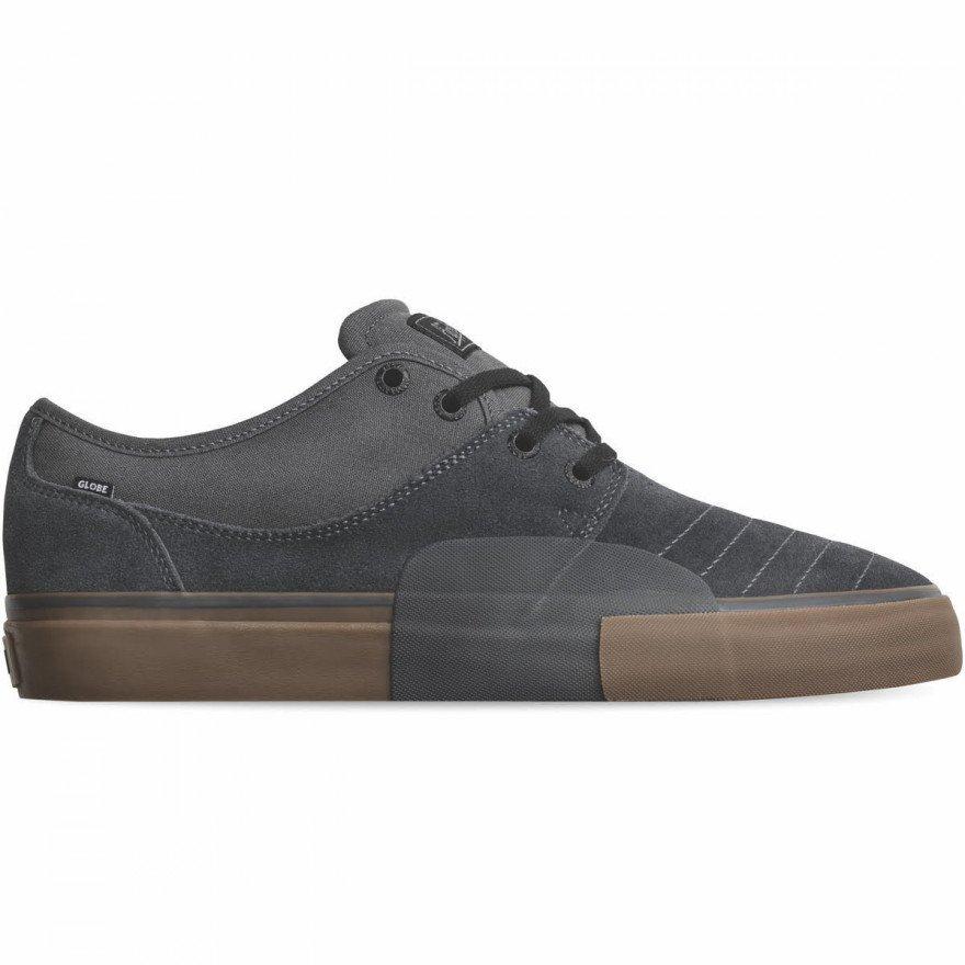 Shoes Globe Mahalo Plus - Dark Shadow/Gum