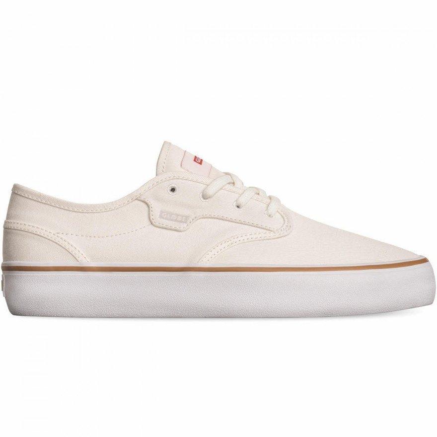 Shoes Globe Motley II - Organic White/Taj