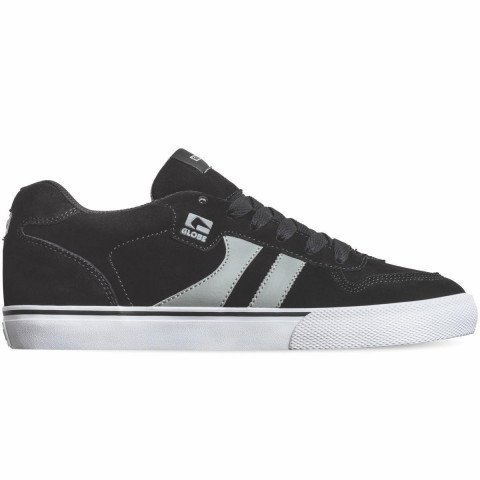 Shoes Globe Encore-2 - Black/Light Grey