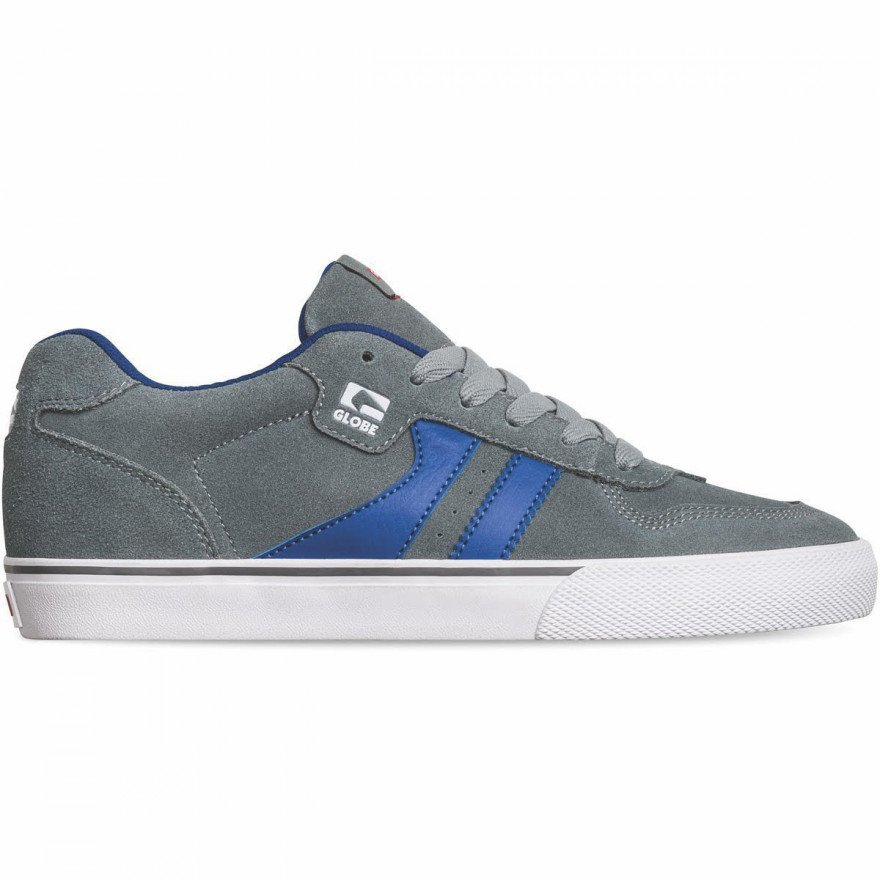 Shoes Globe Encore-2 - Iron/Blue