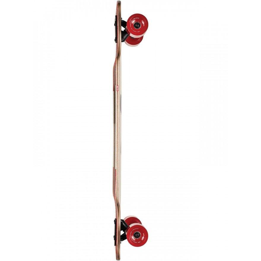 Longboard Globe Geminon Walnut/Cockatoo
