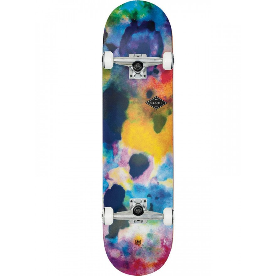 Skateboard complet Globe G1 Full On Color Bomb