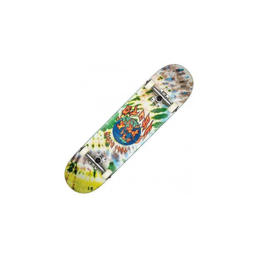 Skateboard complet Globe G1 Ablaze Tie Dye