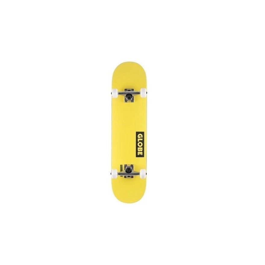 Skateboard complet Globe Goodstock Neon Yellow