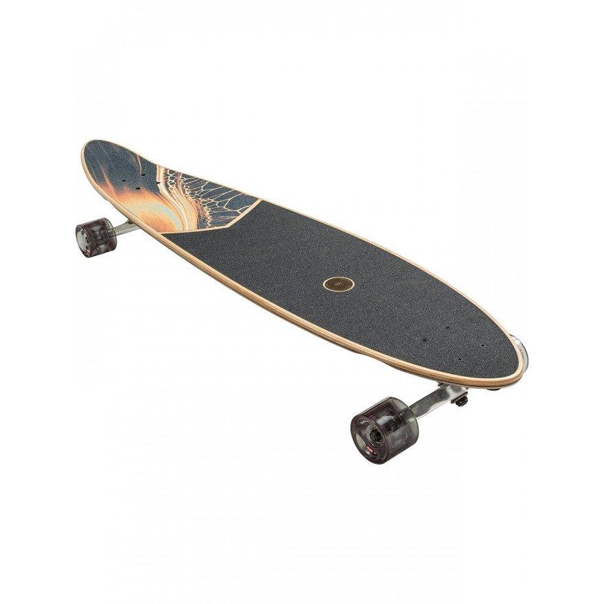 Longboard Globe Pinner Classic Gold Vein