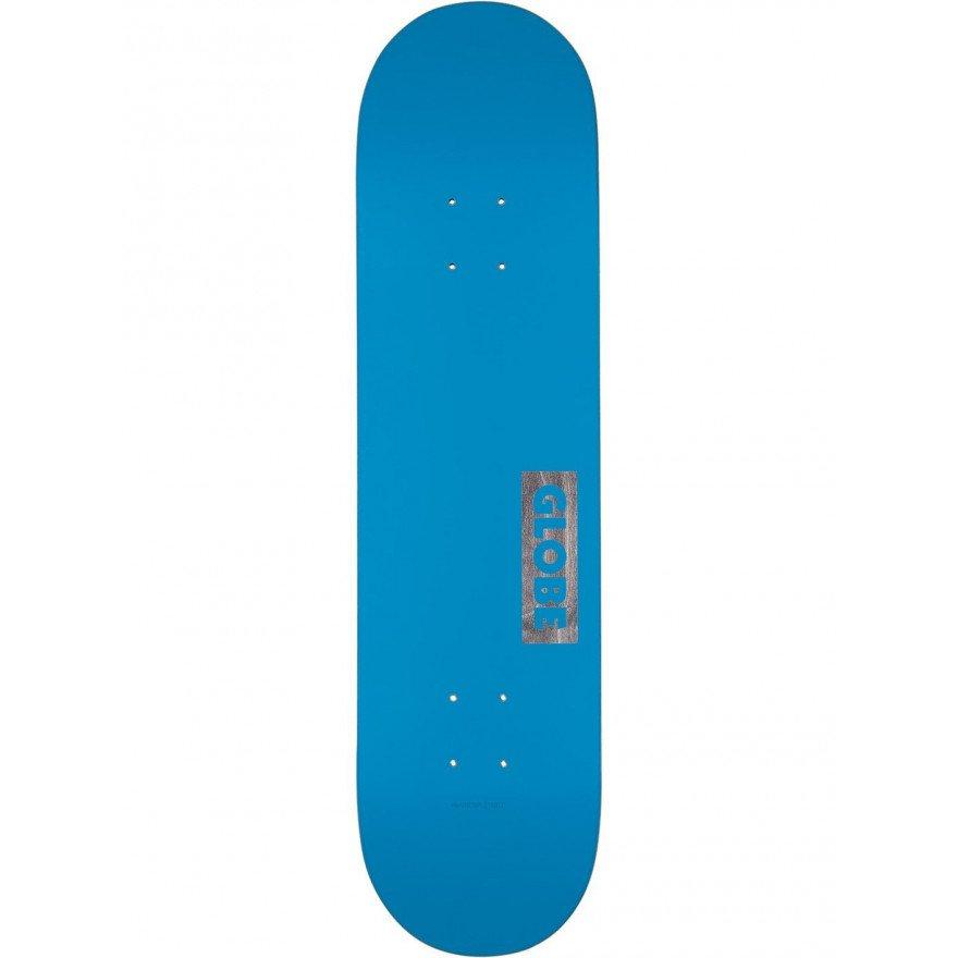 Placa Skateboard Globe Goodstock Neon Blue