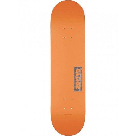Placa Skateboard Globe Goodstock Neon Orange