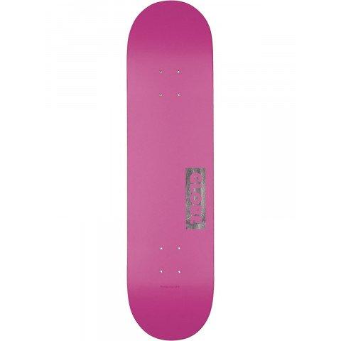 Placa Skateboard Globe Goodstock Neon Purple