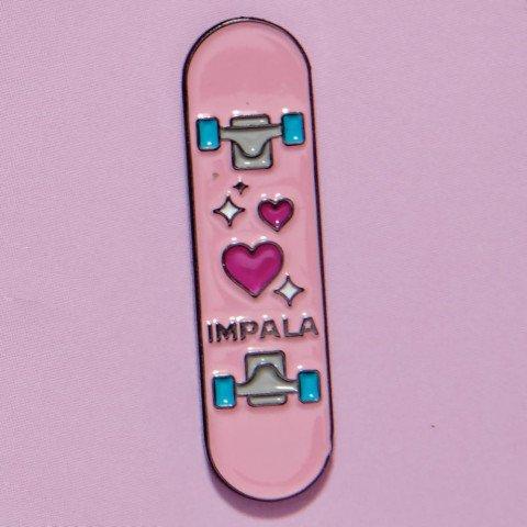 IMPALA SKATE ENAMEL PIN PACK - Assorted
