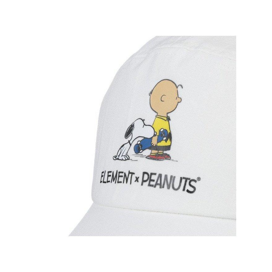 Sapca Element Peanuts Preem - Off White