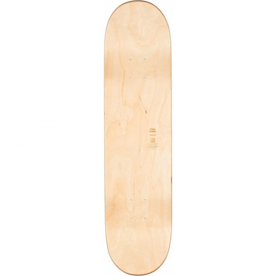 Placa Skateboard Globe Goodstock Off White