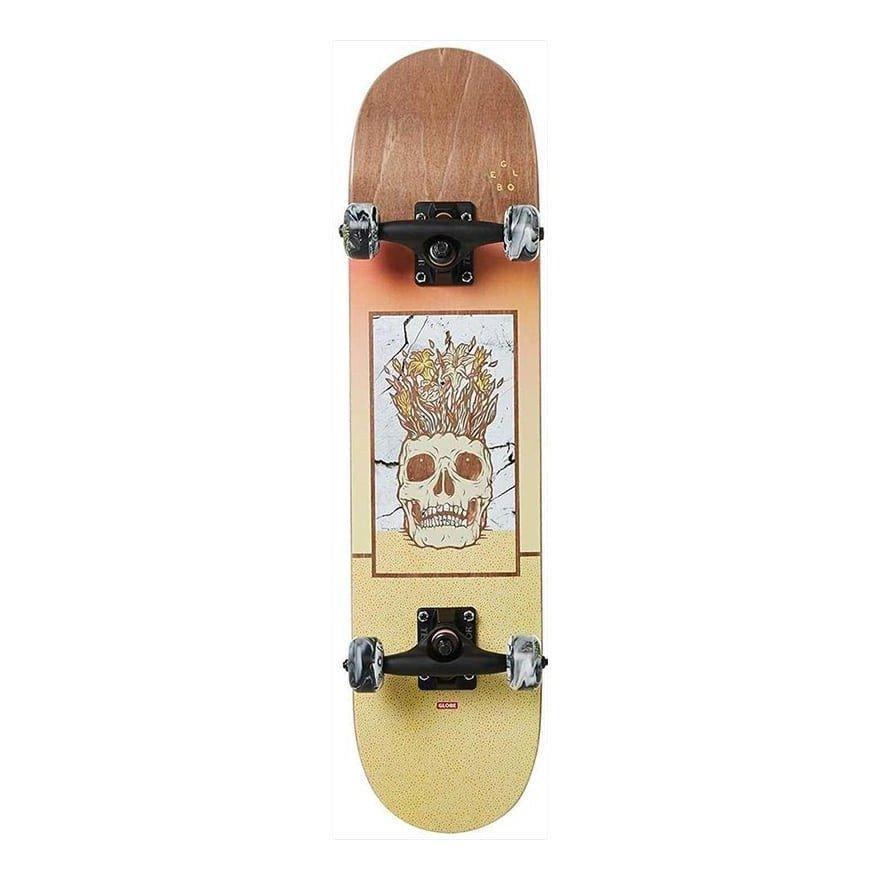 Skateboard complet Globe Celestial Growth Mini Brown