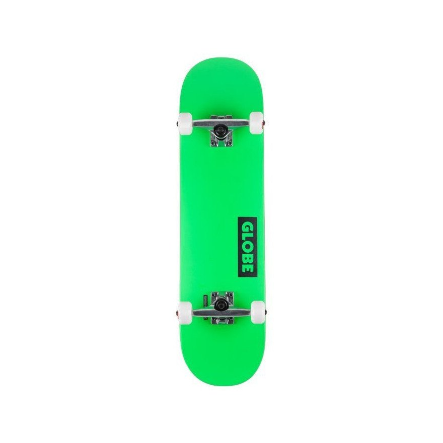 Skateboard complet Globe Goodstock Neon Green
