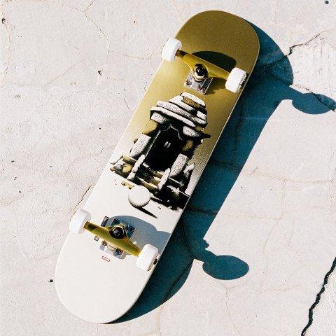 Skateboard complet Globe G2 On the Brink Shelter