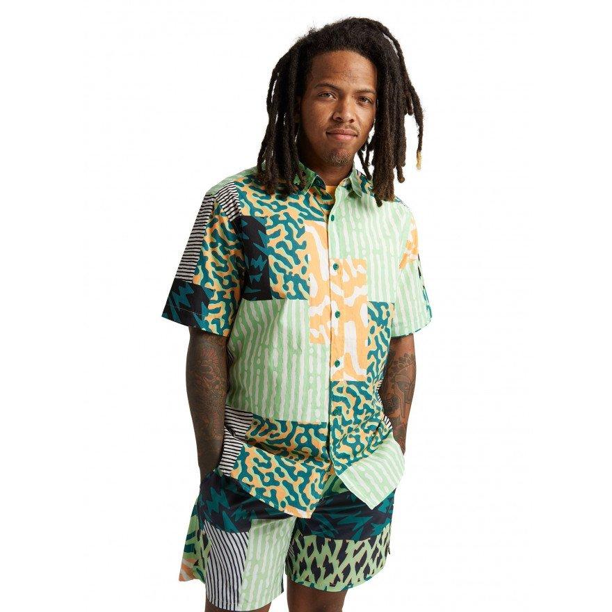 Camasa Barbati Burton Shabooya Camp - Composite