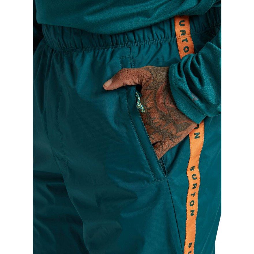 Pantaloni Snowboard Barbati Melter - Antique Green